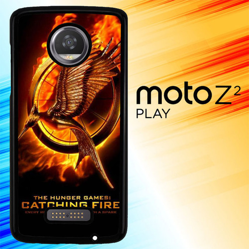 The Hunger Games Catching Fire Motorola Moto G7 Play Case