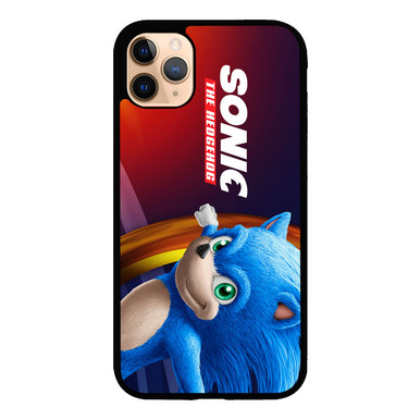 Sonic The Hedgehog Movie Z4764 Iphone 11 Pro Max Case Flazzy Store