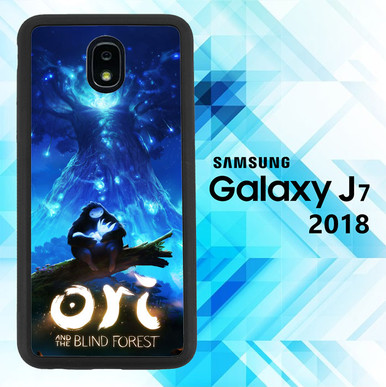 Ori And The Blind Forest Wallpaper Y1776 Samsung Galaxy J7 2018 J7 V 2nd Gen J7 Aero J7 Star J7 Top J7 Crown J7 Aura J7 Refine J7 Eon Case Flazzy Store