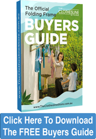 Folding Frame Ground Mount Clothesline Buyers Guide