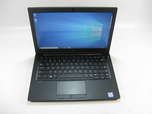 "Dell 7280 12.5"" Laptop 2.6GHz Core i5 6th Gen 8GB RAM 256 GB SSD Windows 10 Pro Grade B"