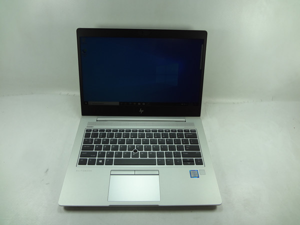 "HP 830 G6 13.3"" Laptop 1.6GHz Core i5 8GB RAM 256 GB SSD Windows 10 Pro Grade A"