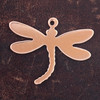 Copper Dragonfly, small - Pack of 10 (919-CU)