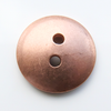 Copper Button, 15mm domed- Pack of 10 (251-CU)