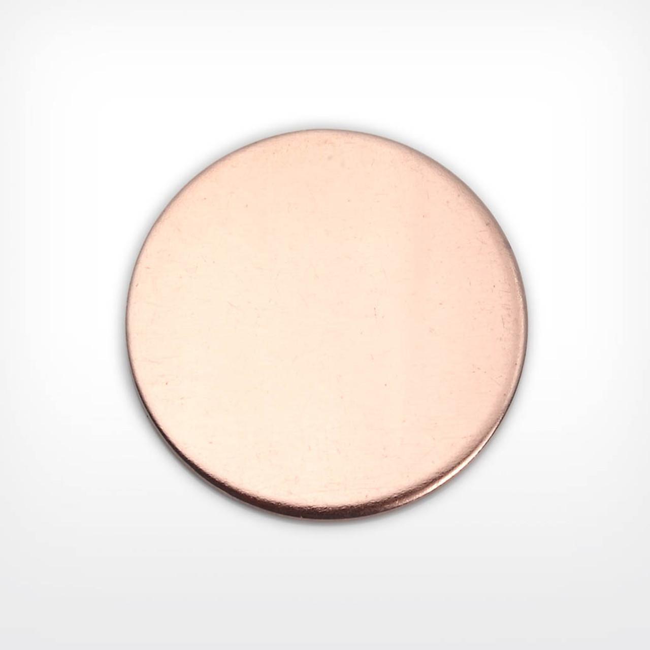 Copper Disc, 14.5mm - Pack of 10 (650-CU)