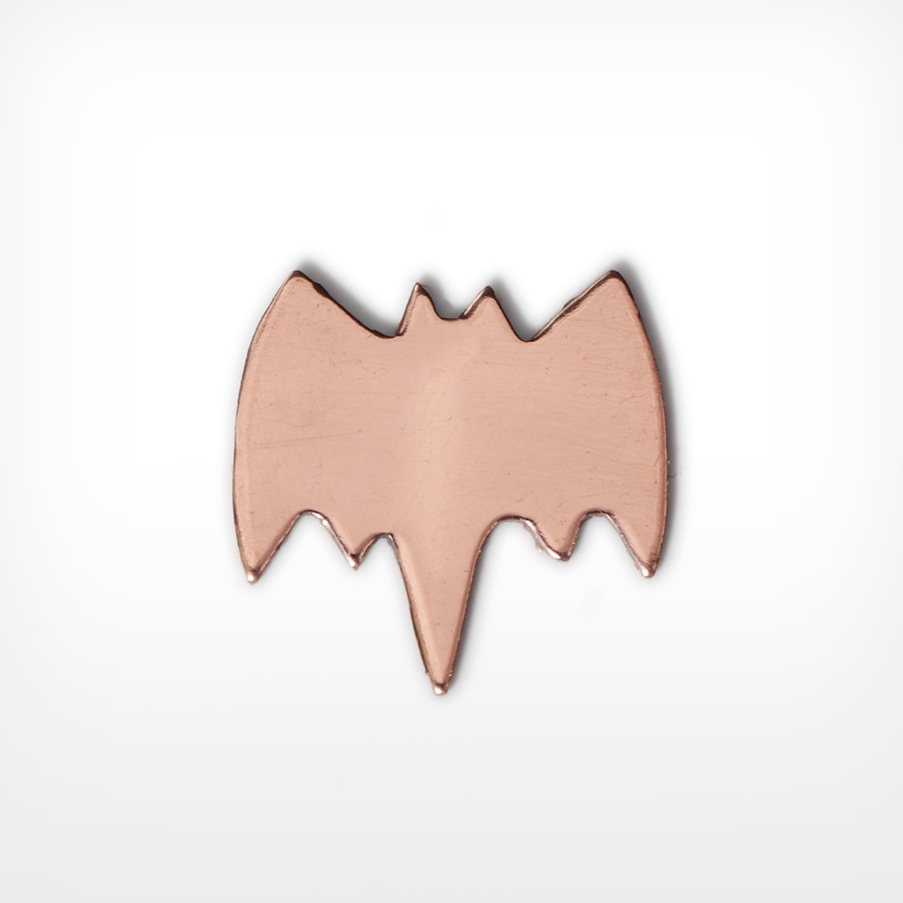 Copper Blank Bat Stamped Shape for Enamelling & Other Crafts