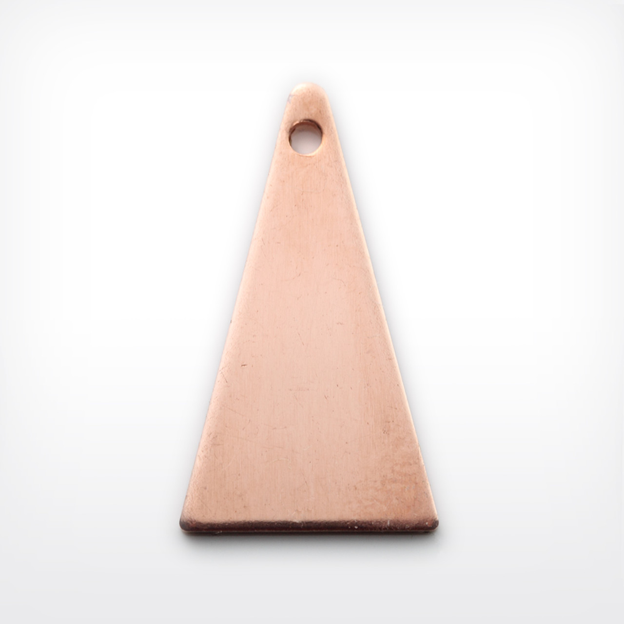 Copper Blank Drop Stamped Shape for Enamelling & Other Craft