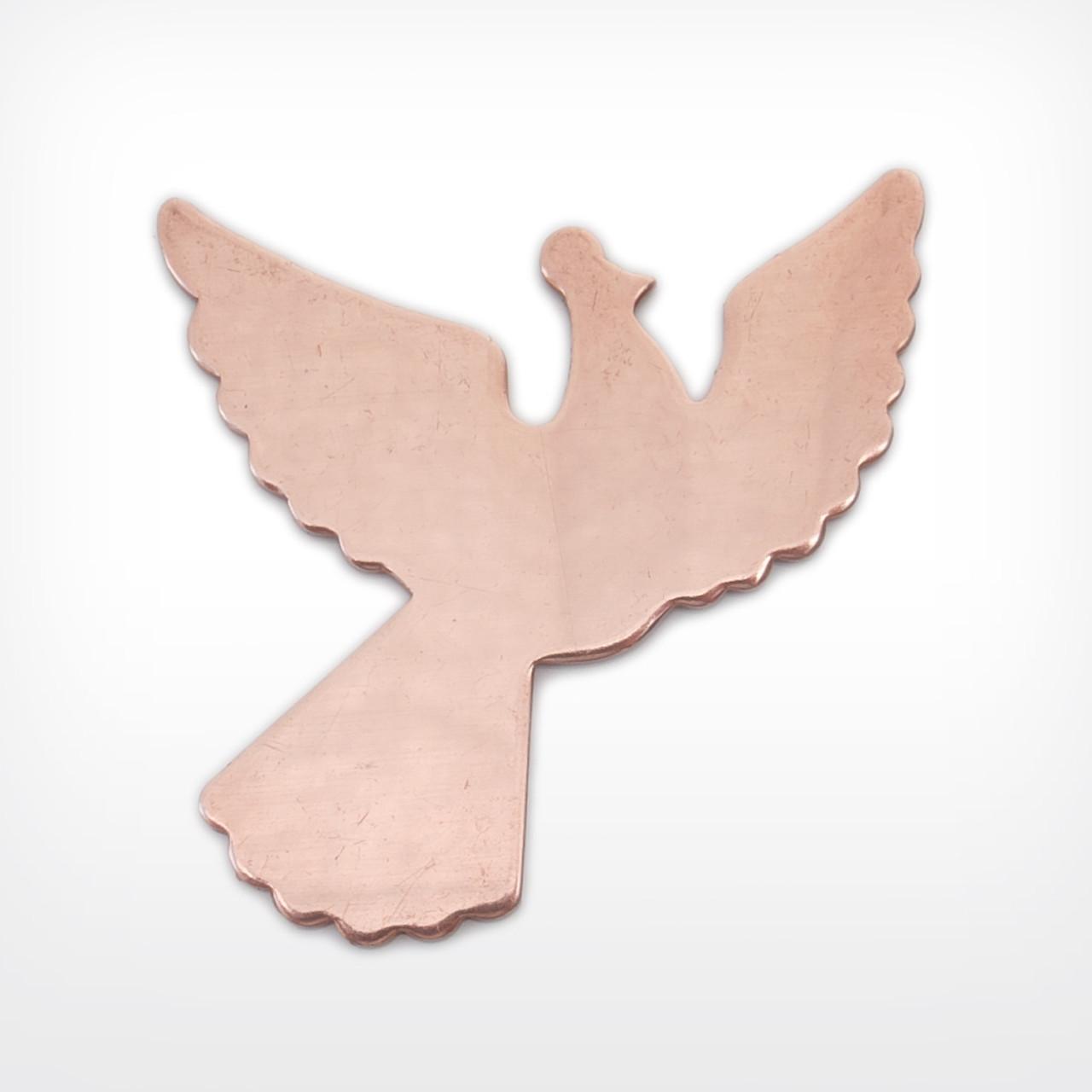 Copper Dove of Peace - Pack of 10 (993-CU)
