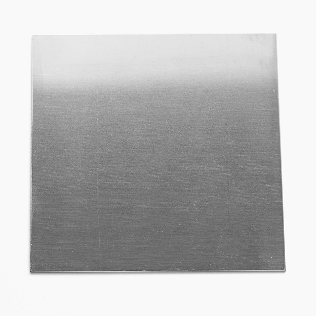 Square aluminium sheet