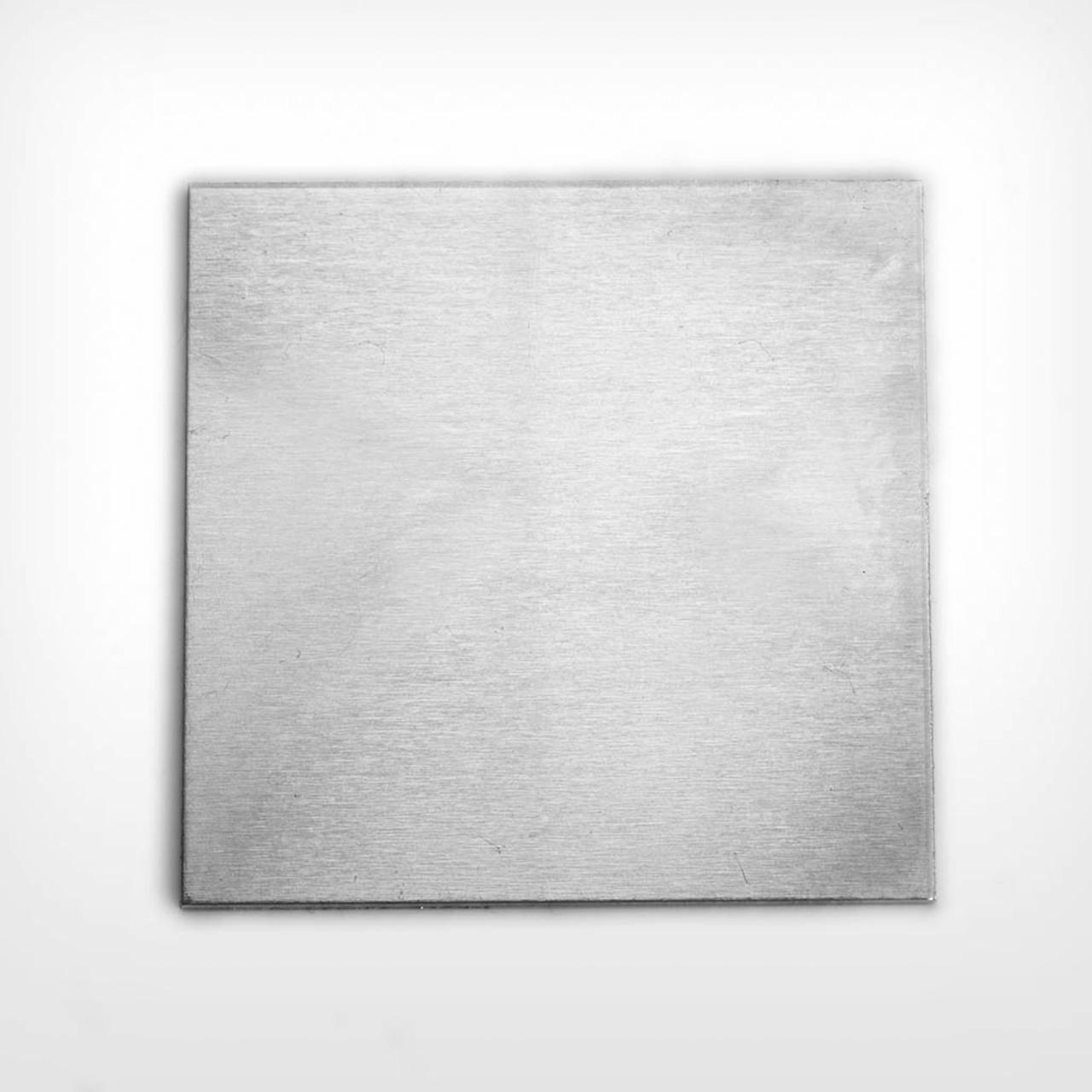Aluminium Square, 50mm - Pack of 2 (517-AL)