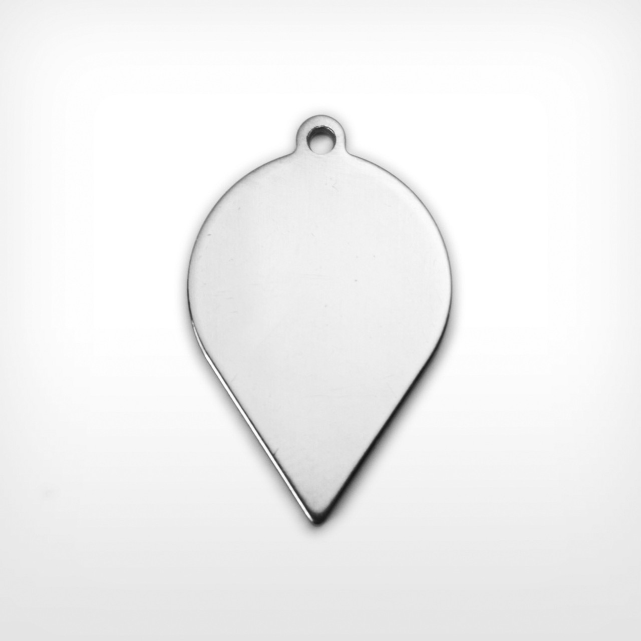 Aluminium Blank Stamped Drop for Jewelry Metalwork and & Other Crafts