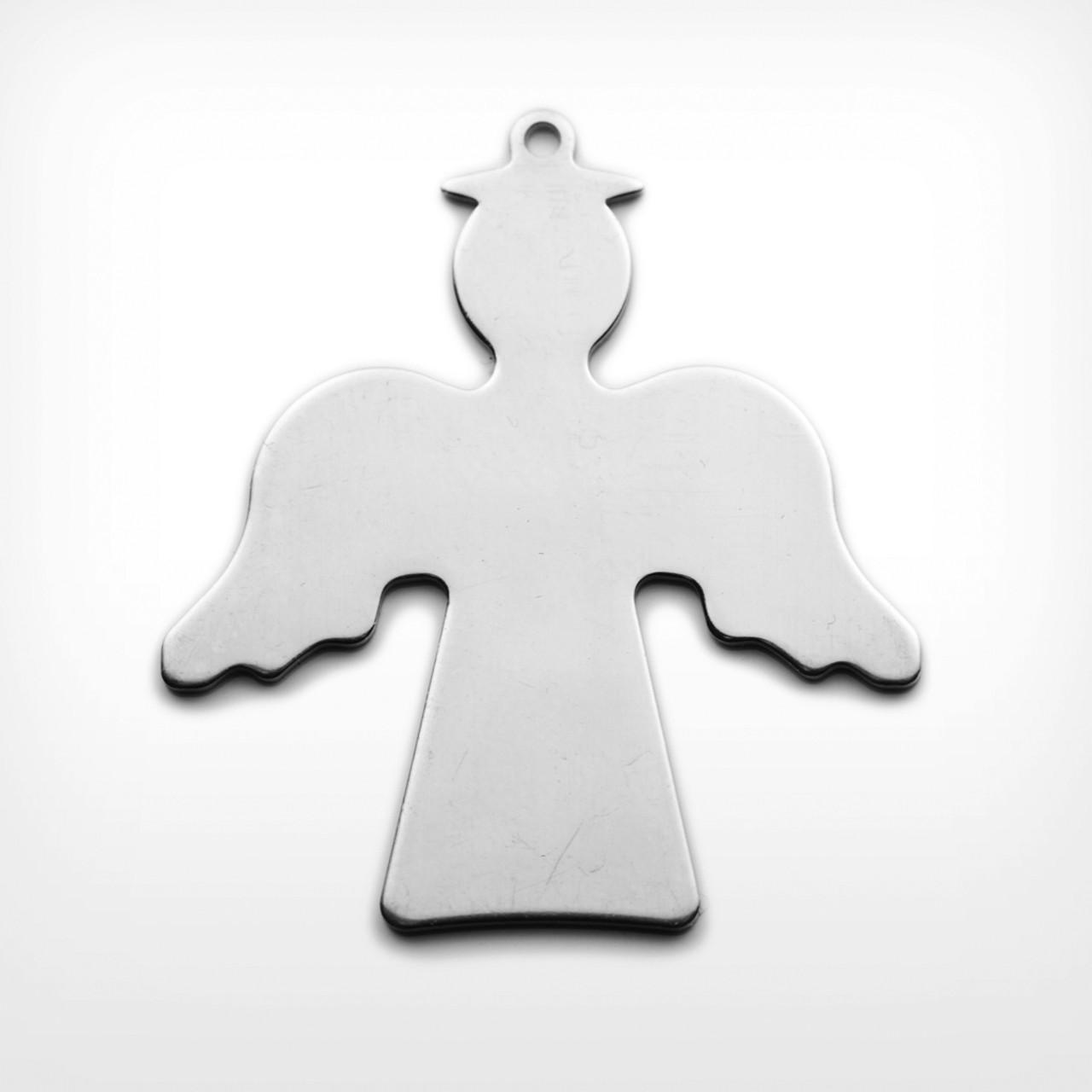 Aluminium Angel, with lug - Pack of 10 (440-AL)