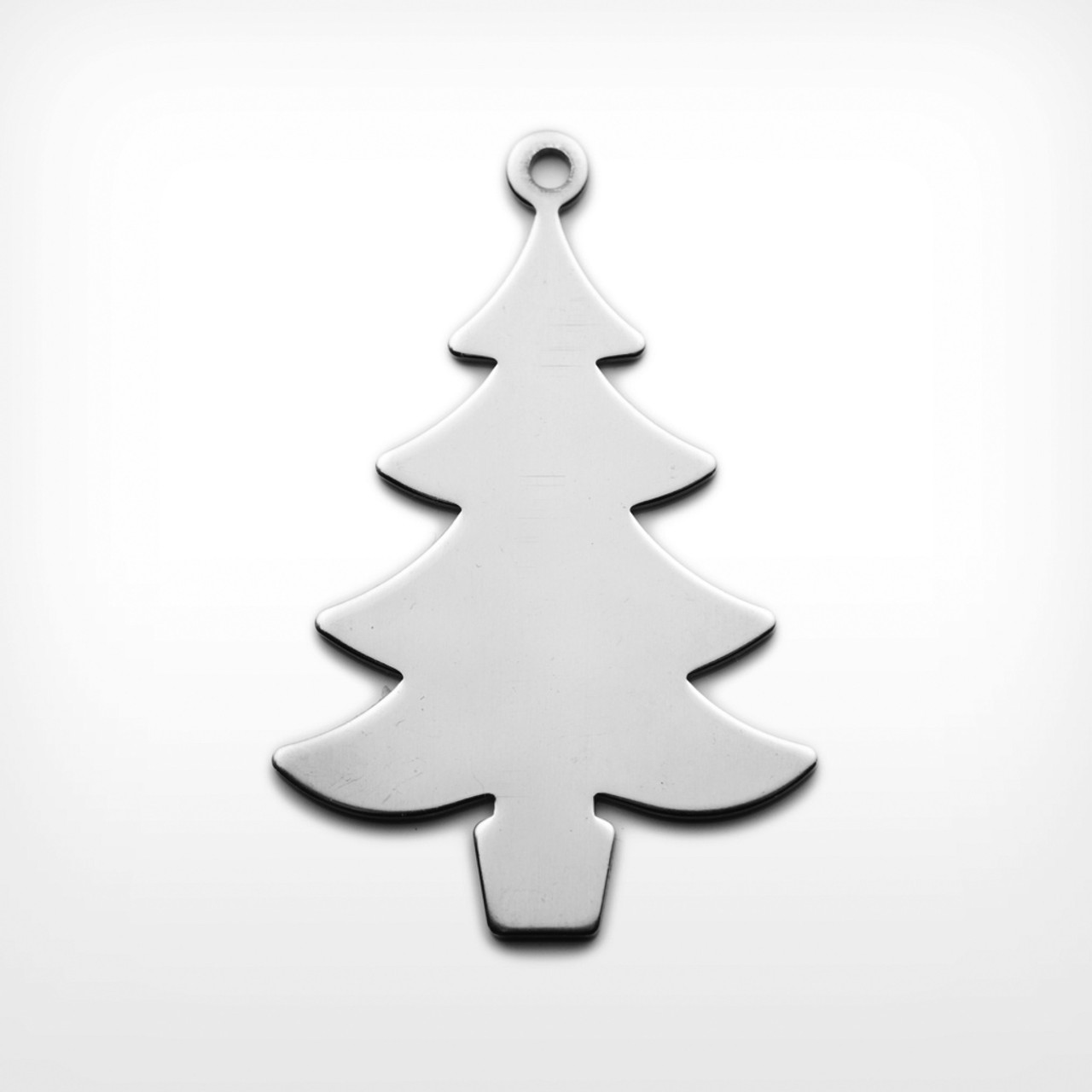 Aluminium Christmas Tree, with lug - Pack of 10 (441-AL)