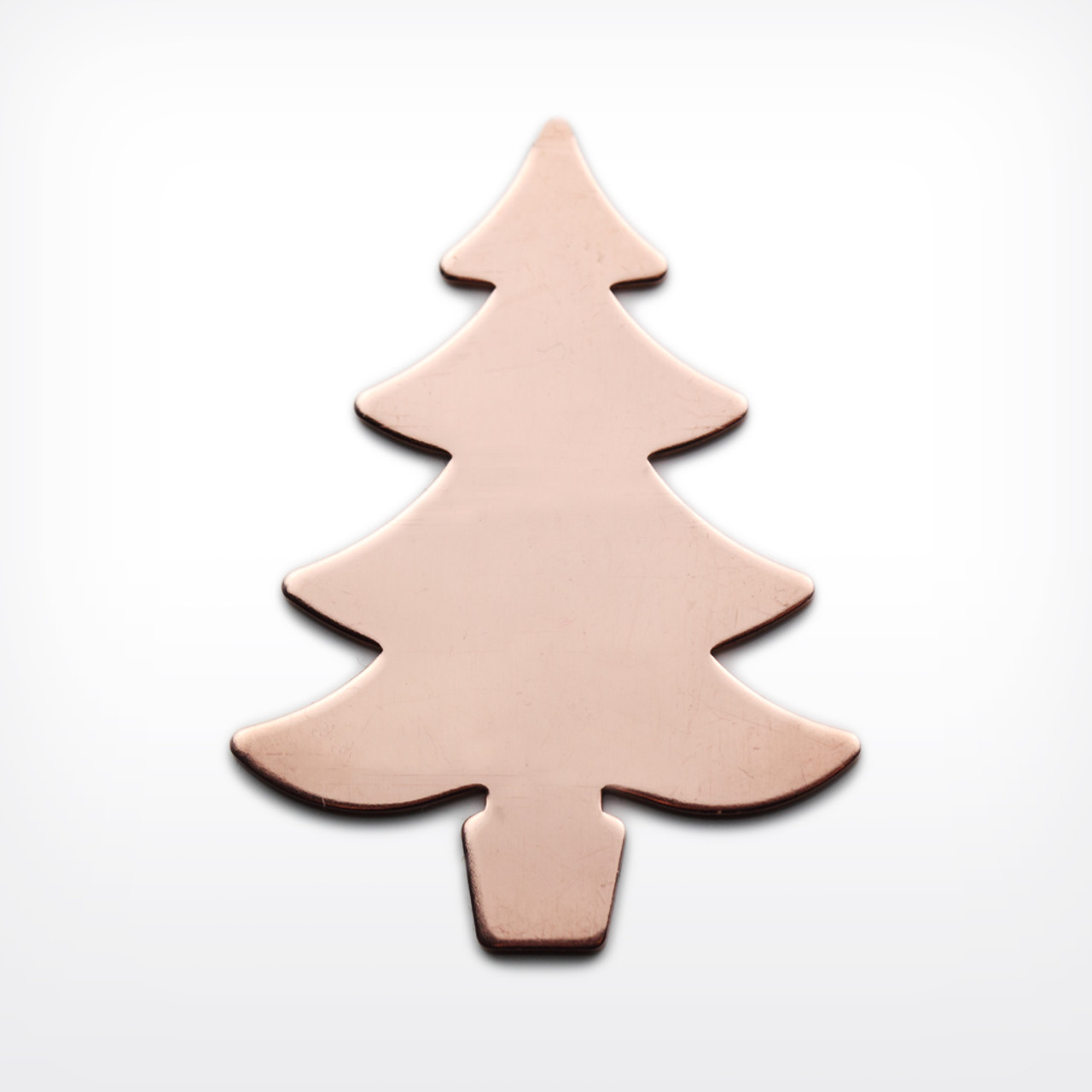 Copper Christmas Tree - Pack of 10 (444-CU)