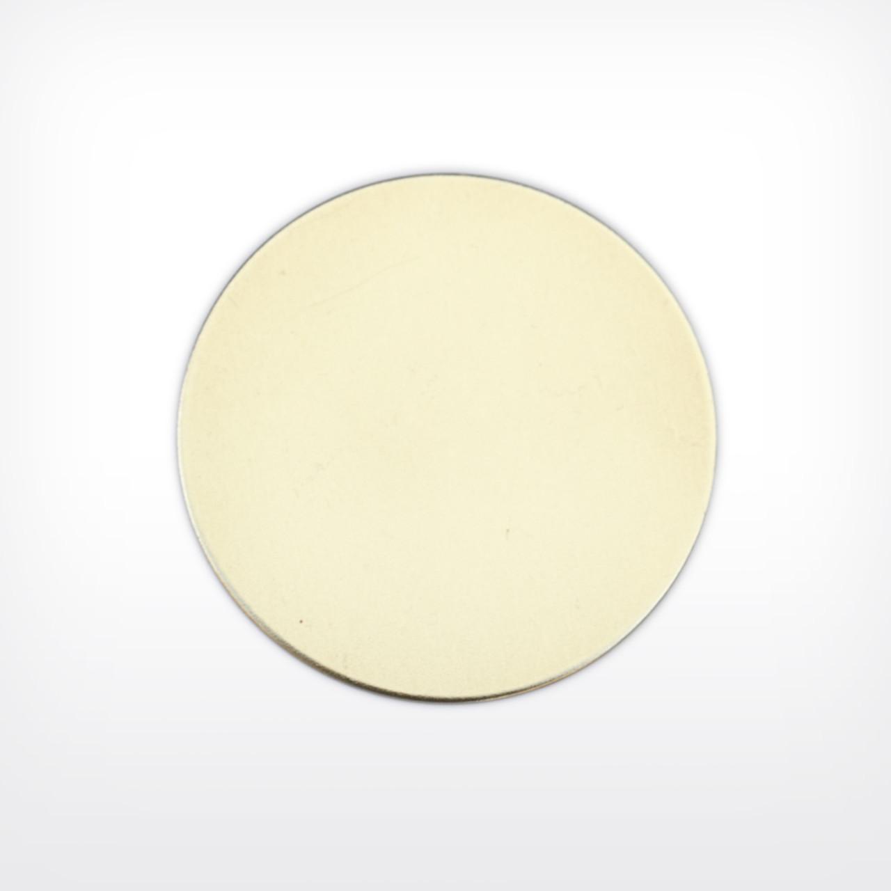 Brass Disc, 41mm - Pack of 10 (663-BR)
