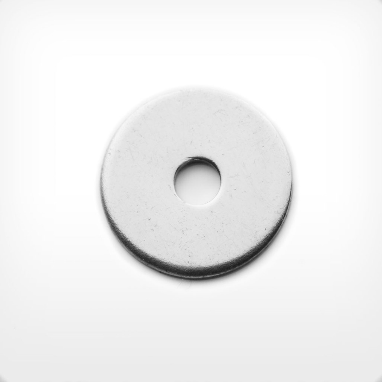 Aluminium Washer 13mm, with 3.0mm central piercing - Pack of 10 (851-AL)