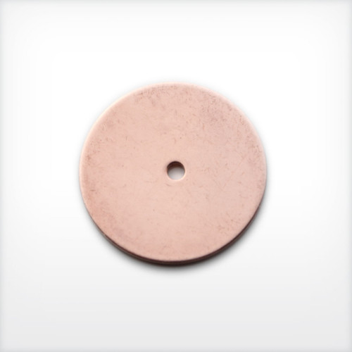 Copper Blank Stamped Washer for Enamelling & Other Crafts