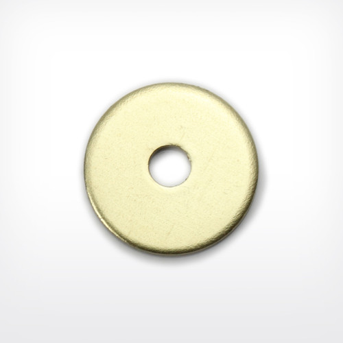 Brass Blank Stamped Washer for Jewelry Metalwork and & Other Crafts