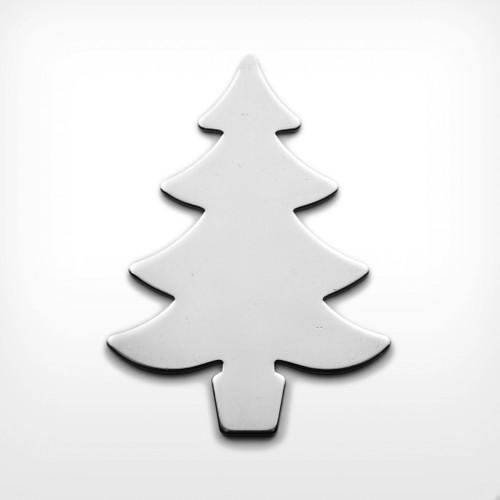 Aluminium Christmas Tree - Pack of 10 (444-AL)
