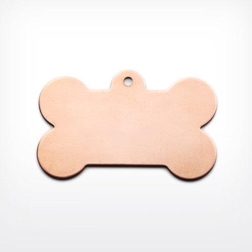 Copper Dog Bone - Pack of 10 (490-CU)
