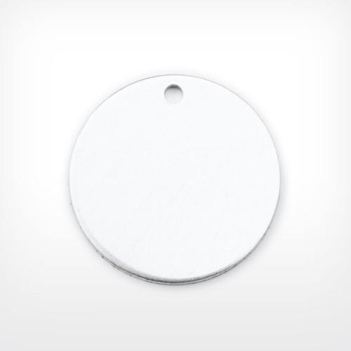 Aluminium Disc, 35mm, heavy gauge - Pack of 10 (673-AL)