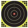 """12"""" Shoot N C Targets - Birchwood Casey SRC-5 Pack - 34012"""