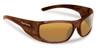 Flying Fisherman Cape Horn Tortoise / Amber Sunglasses 7738NTA