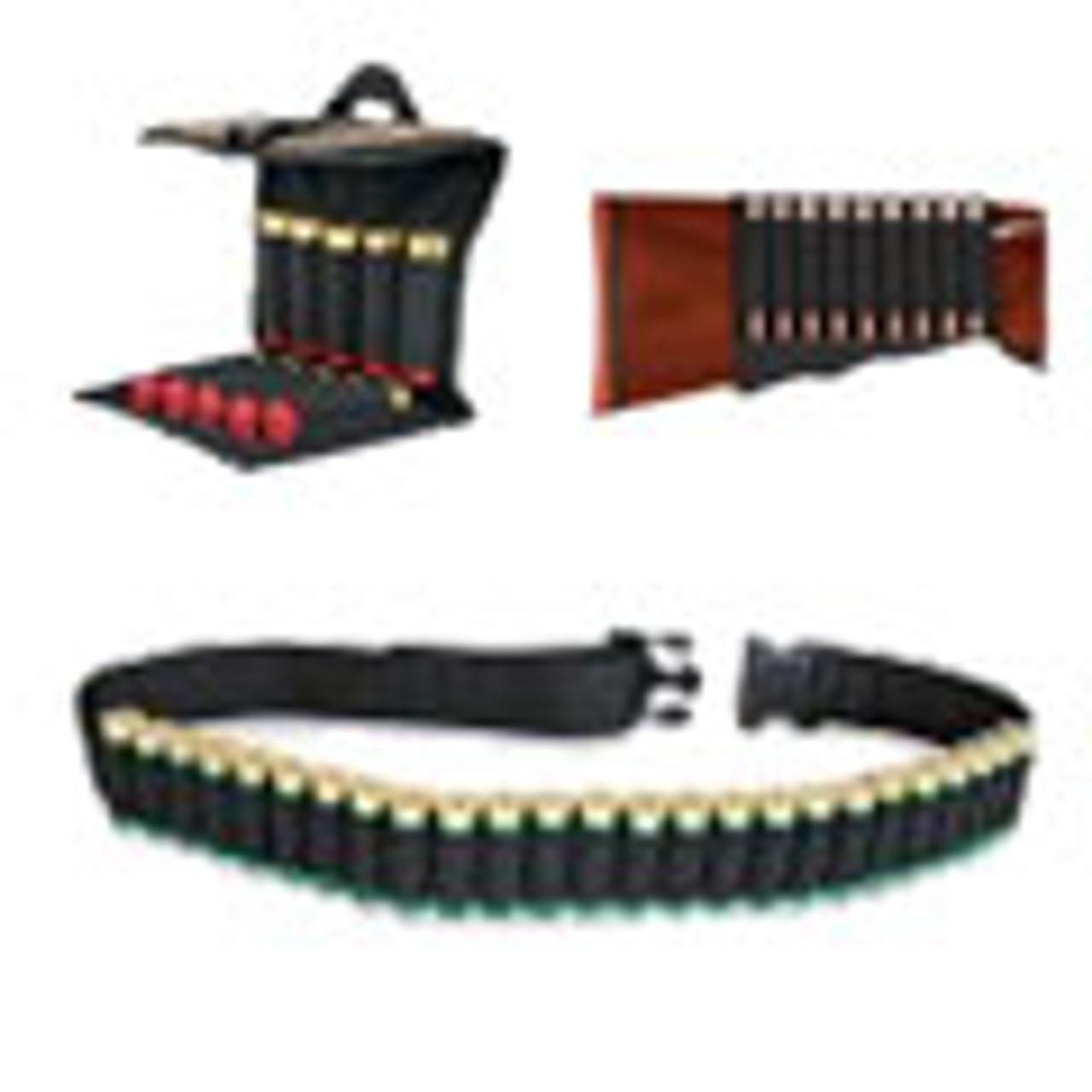 Ammo Holders & Belts