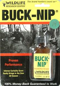 Wildlife Research Buck Nip Hunting Deer Attractor Scent