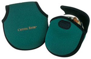 Crystal River Small Fly Fishing Reel Protective Case
