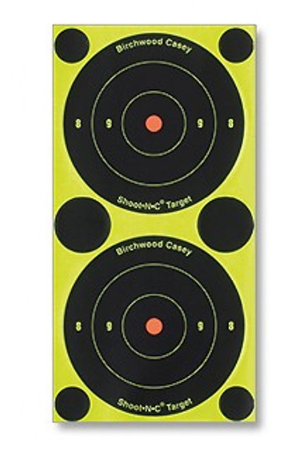 "Birchwood Casey 3"" Shoot-N-C Adhesive Shooting Targets"