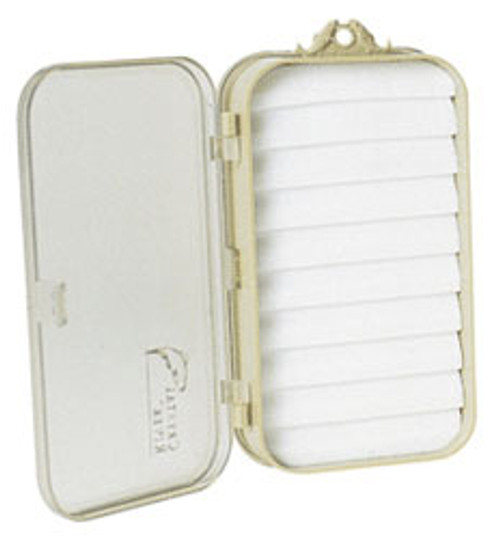 Crystal River Large 2 Sided Fly Box w/ Foam Inserts