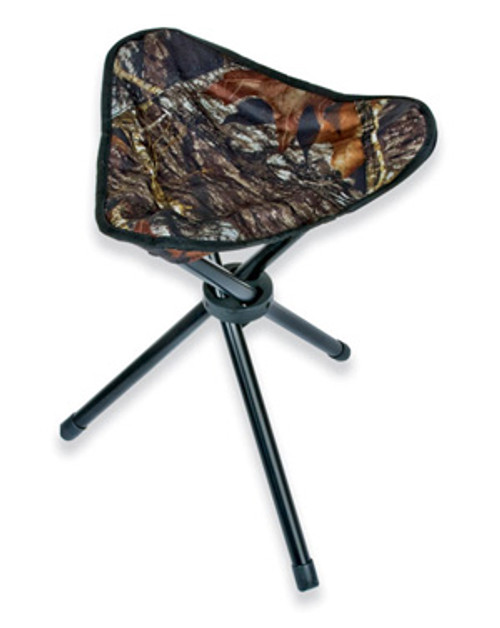 Mossy Oak Break Up Three Legged Hunting Stool/Chair