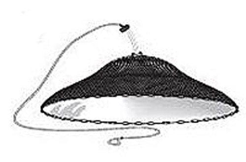 South Bend Monofilament 3 ft Fishing Castnet CNMO3