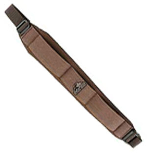 Butler Creek Brown Comfort Stretch Padded Gun Sling
