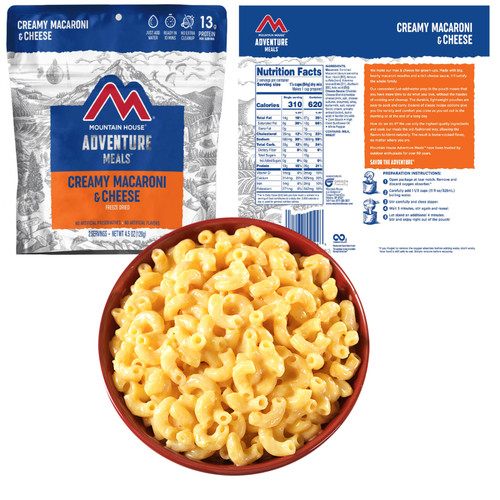 Mountain House Mac & Cheese