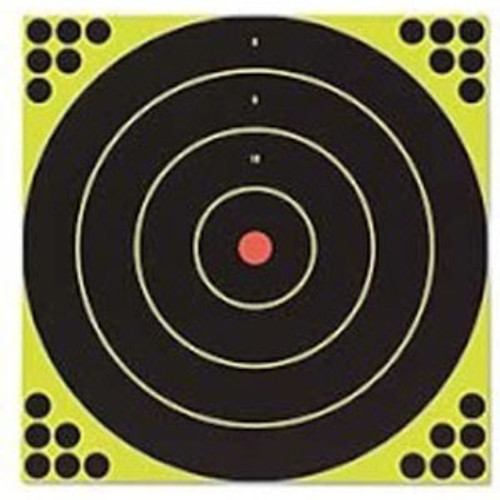 "12"" Shoot N C Targets - Birchwood Casey SRC-5 Pack - 34012"