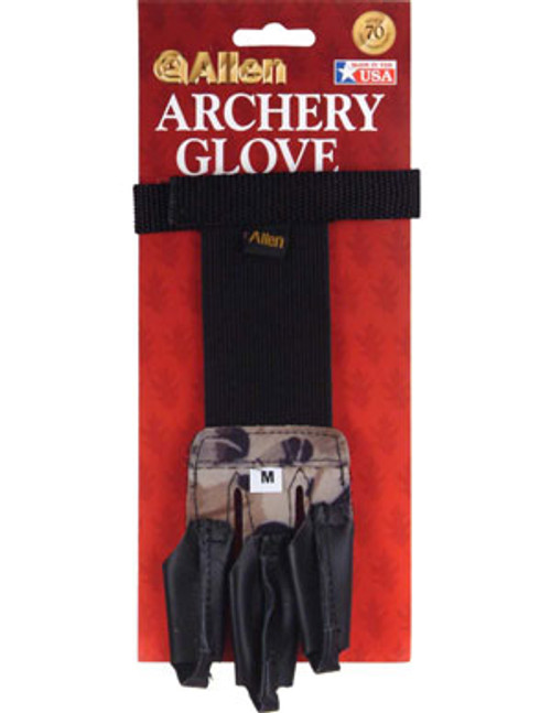 Allen Archery Shooting Glove Medium 60325