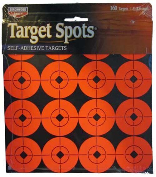 "1.5"" Birchwood Casey Target Spots"