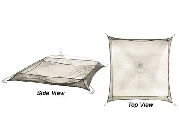 Promar Dip Umbrella Fishing Net