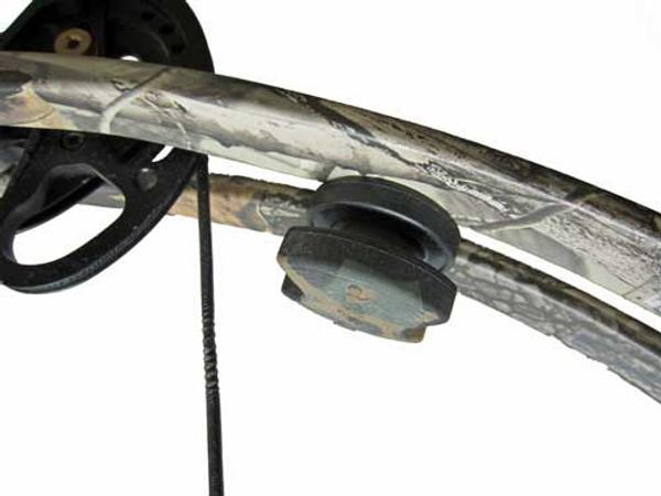 Limbsaver Ultra Camo Split Limb Bow Silencer 3412