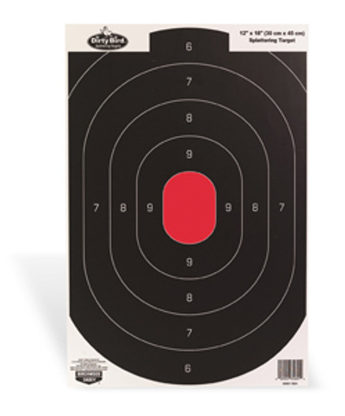 "Birchwood Casey Dirty Bird 12""x18"" Shooting Targets"