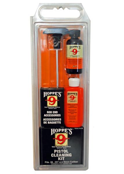 Hoppe's .38/.357/9mm Pistol Cleaning Kit PCO38B