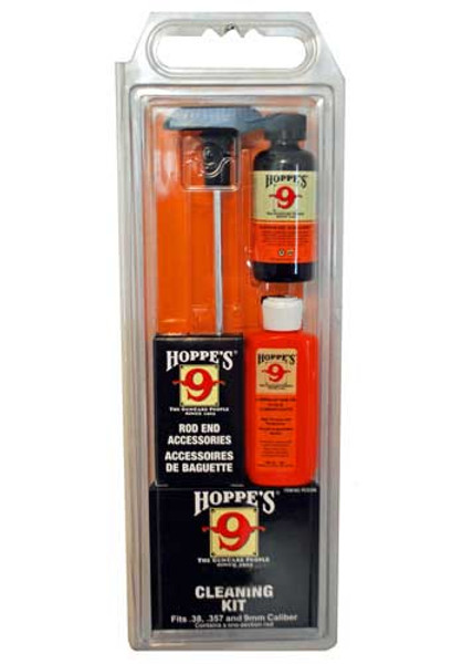 Hoppe's .44 & .45 Caliber Pistol Cleaning Kit PCO45B