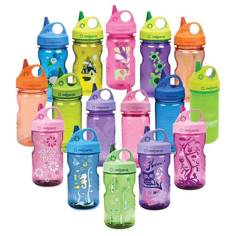 Nalgene Grip N Gulp Sports Bottle