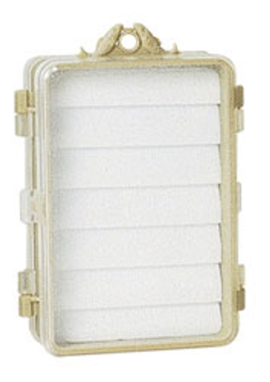 Crystal River Small 2 Sided Fly Box w/ Foam Inserts