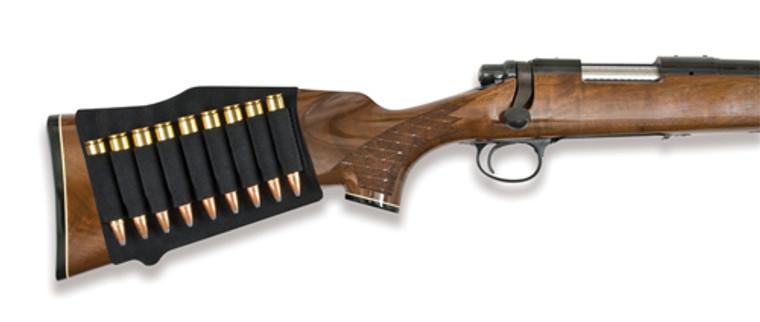 Mossy Oak 9 Cartridge Buttstock Rifle Shell Holder