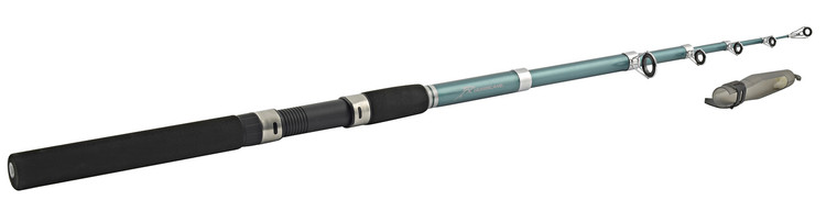 Hurricane Mako Saltwater Telescopic Fishing Rod