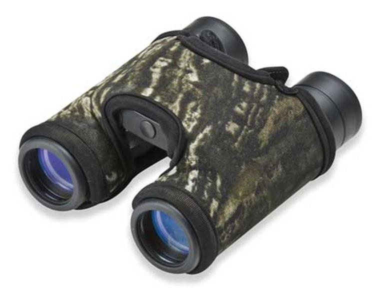 Mossy Oak Breakup/Blk Compact Neoprene Binocular Cover