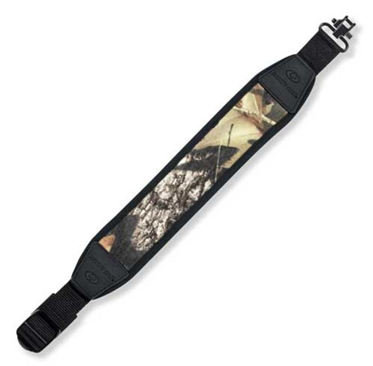 Mossy Oak Break-Up Muscadine Neoprene Rifle Sling